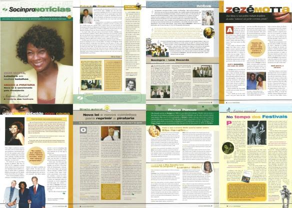 Socinpro Notícias - julho a set 2003